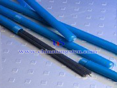 Composite Tungsten Electrodes Picture