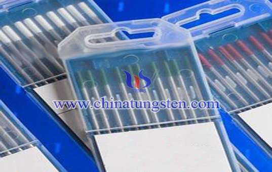Pure Tungsten Electrode Applications Picture