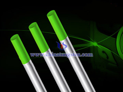 Pure Tungsten Electrodes picture